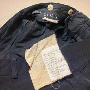 Vintage - Prada Slacks in Black